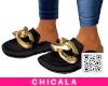 Ch: Chain Slides Black