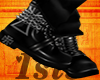 I~Iron Cross Boots