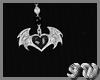 Onyx Demon Rosary