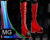 (MG)L.O.D Wrestler Boots