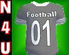 Football #01 (Gray)
