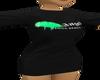 Palm Tshirt Dress V1