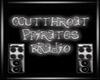 Cutthroat Pirates Retro