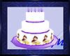 Purple Belle Cake