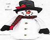 Glo* Snwoman Sticker