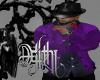 panos jacket purple/LT