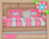!R; Princess Loveseat