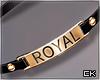 K| Jaunita Royal Choker