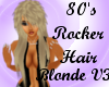 80s Hair Blonde V3