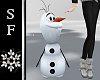 SF~ Pet Olaf From Frozen