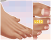 My Mesh Feet.(Male)