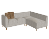 Poseless Sectional