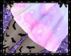 Pastel  Rainbow Goth Ski
