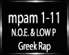 N.O.E. & LOW P -Mpam