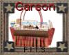 carson diaper bag