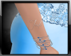 J* Blue Diamond BracletR