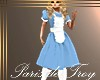 PdT Alice Blue Dress