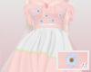 AT Pink Spring Dress