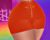 ! XXL DRV Shorts Orange