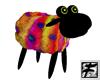~F~ Rave Sheep Avatar