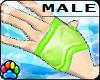 [:3] SilicaGloves Grn M