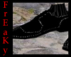 !F!69pac Black shoes