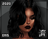 !E! Arcelia Wig BLACK