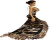 Sd Brown Glamer Dress