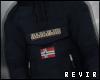 Navy Pocket Jacket