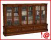 !@ Antique bookcase