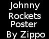 Johnny Rocket poster