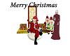 Christmas Carol lady