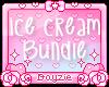Ice Cream Bundle!