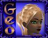 Geoo Sarah Golden Blonde