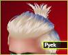 blond hair sumurai