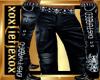 [L] DISTURBED Pants M