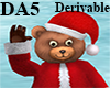 (A) Christmas Bear Pet
