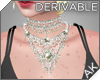 ~AK~ Diamond Necklace