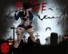 Blue Harley Quinn Bat