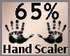 Hand Scaler 65% F A