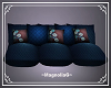 ~MG~ Pillow Couch
