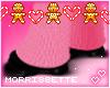 🎅EML-BIMBO Pink Boots