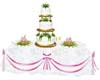 Wedding cake Pink (KL)
