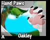 Oakley Hand Paws A