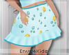 Kids Narwhal Skirt
