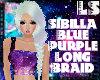 Sibilla Purple Blue