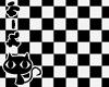 R Chess Floor Black BG