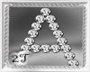 ~2T~ A  Letter Diamond