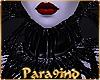 P9)Fur Collar Maleficent