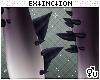 #tox: leg spikes